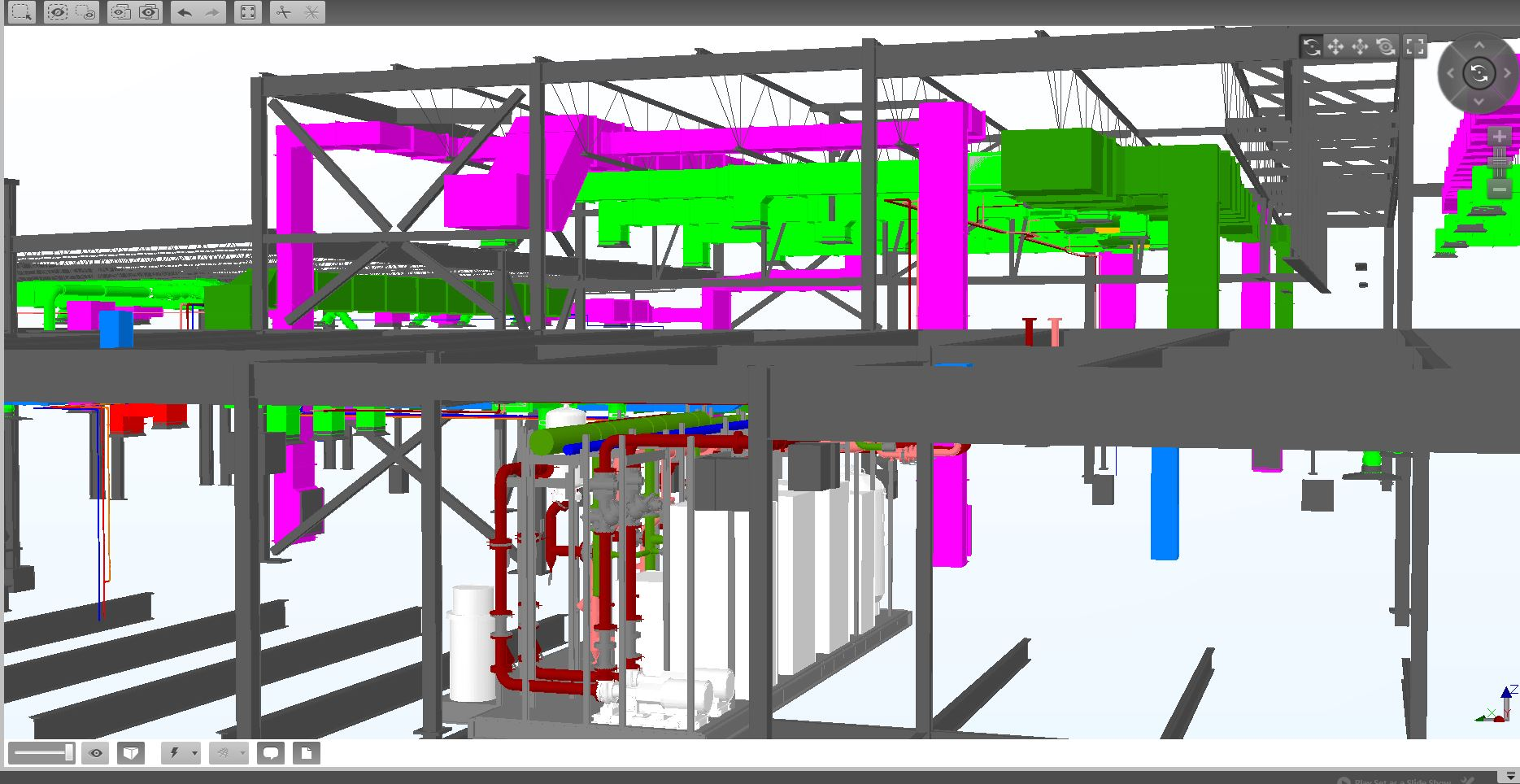 Full 3D BIM and Coordination