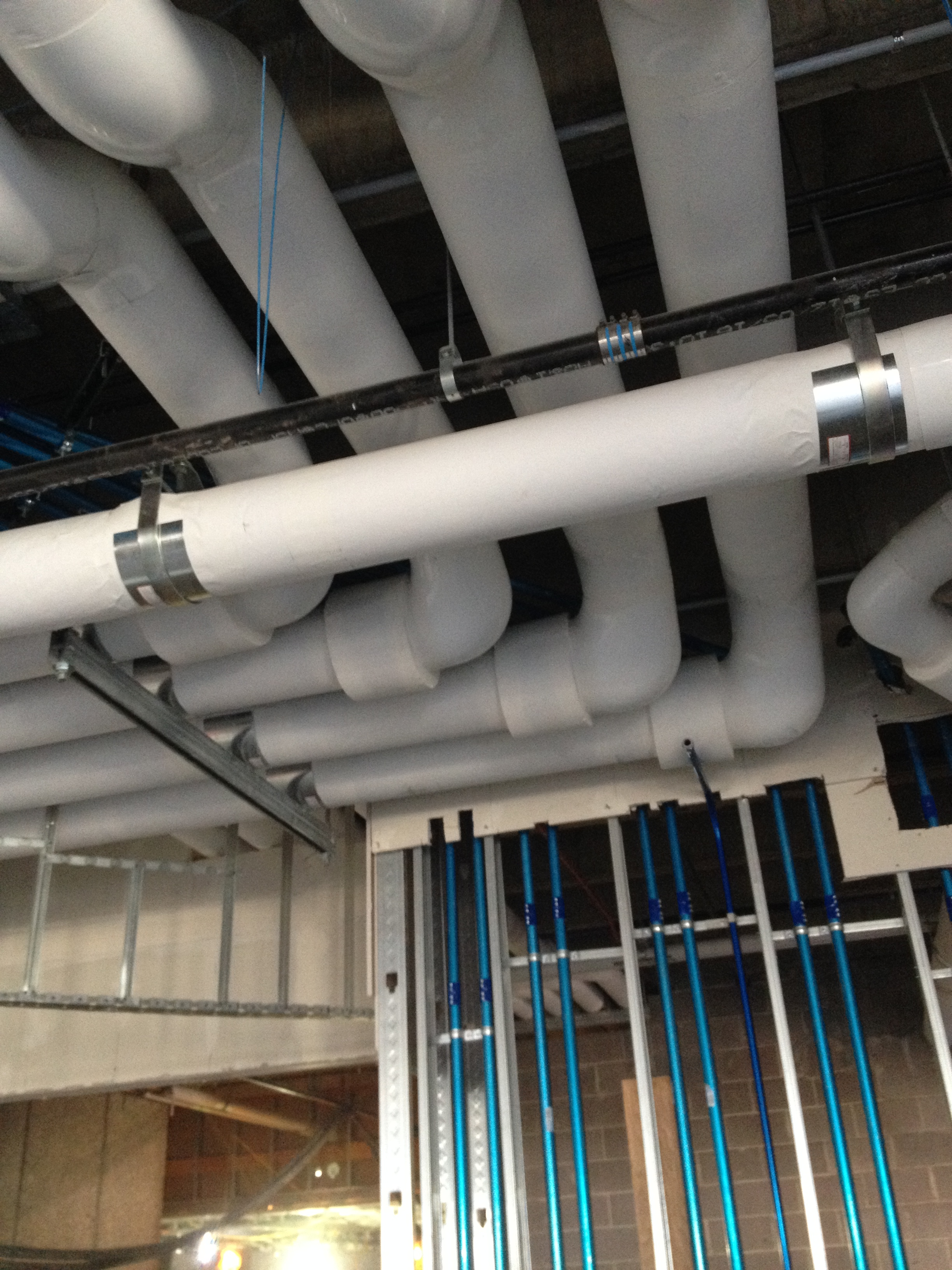 Commercial & Industrial Piping/Plumbing