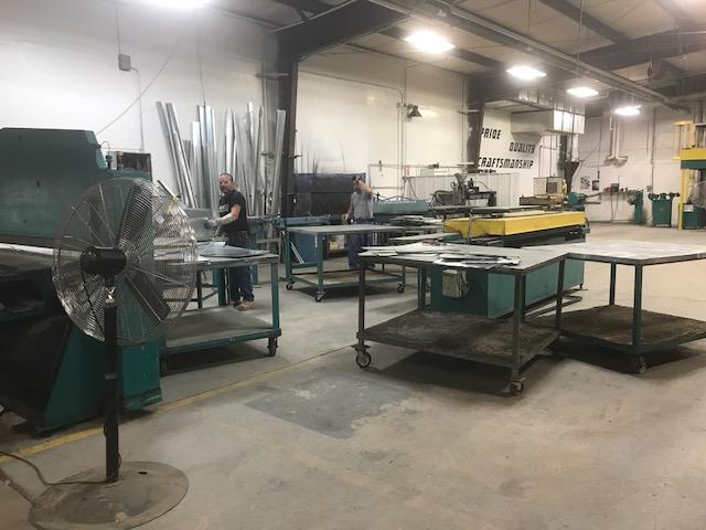 FRP Fabrication & Installation