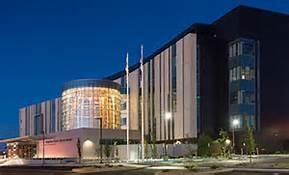 Pueblo County Judicial Building